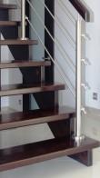 Widok na wejście schodów